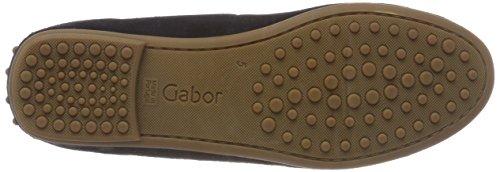 Gabor Ladies Casual Slipper Blue (pacifico)
