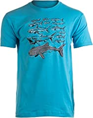 A t-shirt with a cool print on the chest