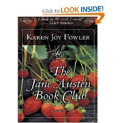 book cover of The Jane Austen Book Club