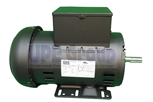 5 Hp Spl Compressor Motor Electric 56 Frame Single Phase