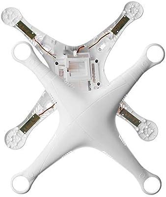 Cicony Carcasa de Cuerpo de dron, Carcasa Superior + Cubierta ...
