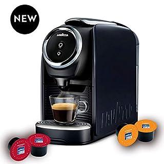 """Lavazza 041953000648 BLUE Classy Mini Single Serve Espresso Coffee Machine LB 300, 5.3"""" x 13"""" x 10.2"""""""