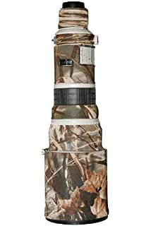Realtree Max4 HD LensCoat LC5002M4 Canon 500 f//4 IS II Lens Cover