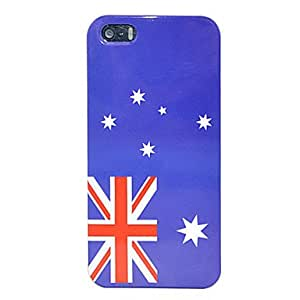 NEW Australia National Flag Hard Case Cover for iPhone 5/5S