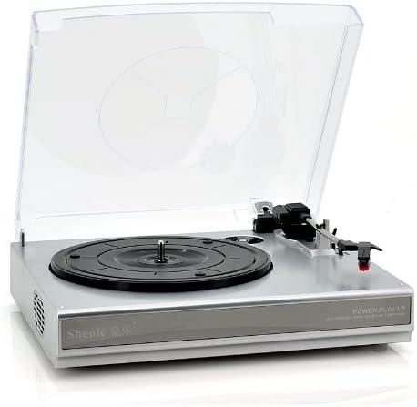 Amazon.com: Alta fidelidad Tocadiscos de discos de vinilo a ...