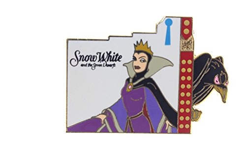 Disney DSSH Limited Edition of 400 Villain Puzzle Marquee Evil Queen From Snow White Only Pin (Queen From Snow White)