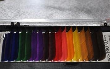 4469211c118 Amazon.com : Eyelash Extension 16 Line Rainbow Colored Mink C .20 X 14mm  Lashes : Fake Eyelashes And Adhesives : Beauty