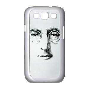 Samsung Galaxy S3 9300 Cell Phone Case White John Lennon nmqq