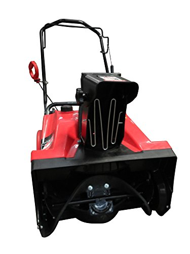 Gas Powered Snow Blowers : Warrior tools wr gas powered single stage snow