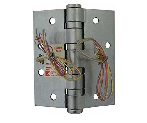 Amazon.com: ACSI 1108 eléctrico bisagra acabado chapado en ...