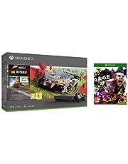 Xbox One X Console - Forza Horizon 4 Lego + Rage 2
