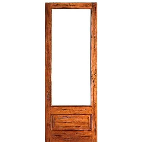 French Door Rustic 1-lite P/B Ext - AAW Doors Inc.