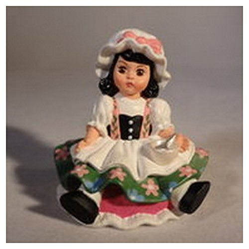 (Little Miss Muffet Madame Alexander 2001 Merry Miniature by Hallmark)