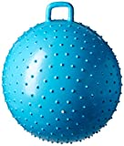 36'' Knobby Bouncy Ball with Handle (Colors may vary)