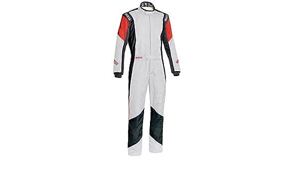 Boot Cut 0011282B Sparco Conquest Racing Suit Size:58, Black