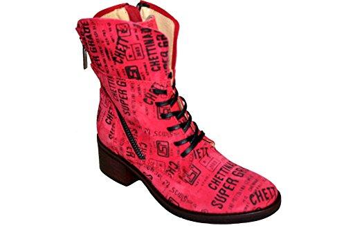 Tiggers Charlote NP 007311 Damenschuhe Stiefeletten Stiefel Boots