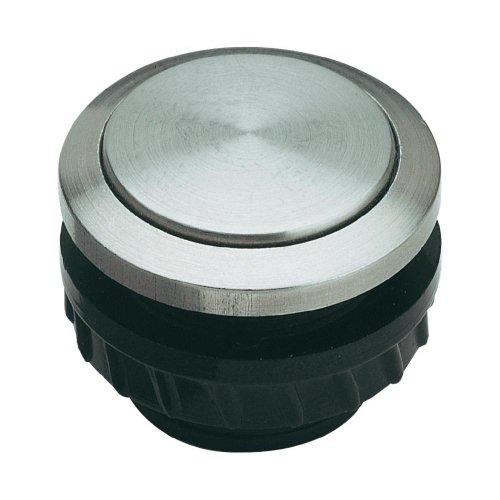 Protact 110 Aluminium D 16 MM IP54 Grothe 1522060 Klingeltaster