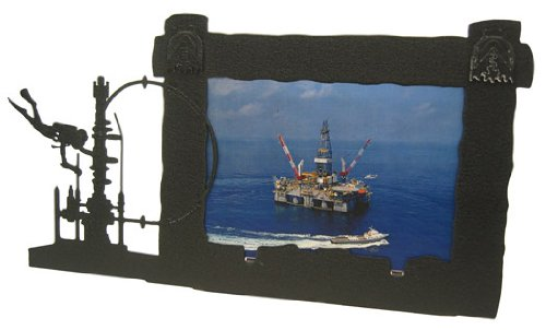 Blowout Preventer 4X6 Horizontal Picture Frame