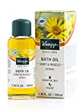 Kneipp Arnica Herbal Bath Oil for Joint & Muscles, Bath Soak, 3.38 fl