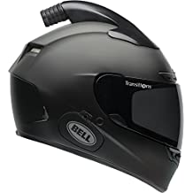 Bell Powersports Qualifier DLX Forced Air Helmet (Matte Black - L)