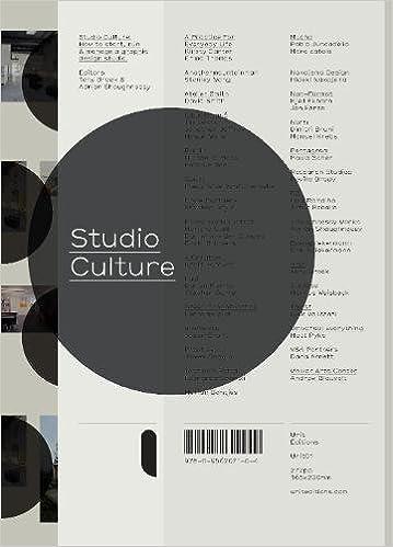 09ab23d062 Studio Culture  The Secret Life of a Graphic Design Studio  Adrian  Shaughnessy
