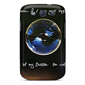 KdAJuNb5054TAiPb Miss You Bubble Awesome High Quality Galaxy S3 Case Skin
