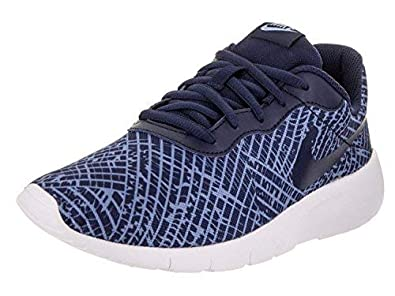 603a6039d0fdb Amazon.com: NIKE Tanjun Print Boys' Shoe (3.5y-7y): Shoes