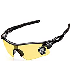 Amabest Waterproof Sports Sunglasses wit...
