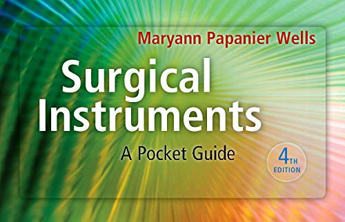 Surgical Instruments: A Pocket Guide