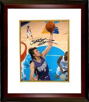 Andrew Bogut Autographed Signed Milwaukee Bucks 8x10 Photo Deluxe Framed Photo