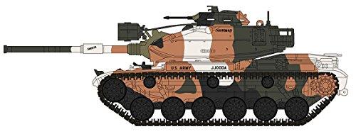 Hobbymaster M60A1 Patton Tank, 3rd Bttn., 3rd Armored Divison, 1977, 1/72 Die Cast Model HG5604 from Hobbymaster