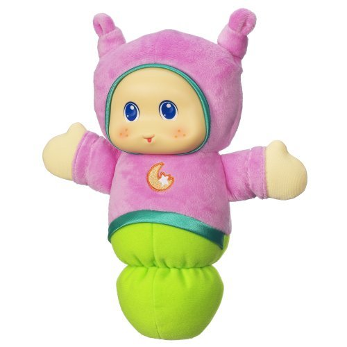 Playskool Lullaby Gloworm Toy, Pink Playskool