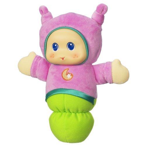 Playskool Lullaby Gloworm Toy, Pink Playskool