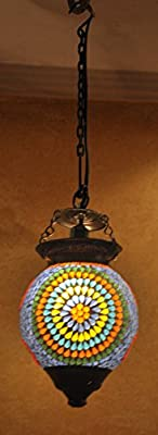 Decorative Vintage Hanging Ceiling Light Pendant Lamp Shade