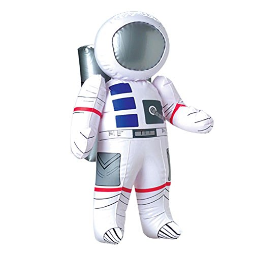 US Toy Inflatable Astronaut Toy -
