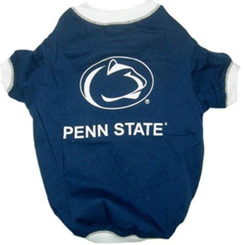 NCAA Penn State University Pet T-Shirt, Large
