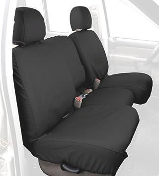 Black Covercraft Custom Fit Car Cover for Select Chevrolet//GMC Models Fleeced Satin FS15881F5