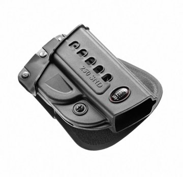 Fobus Polymer Concealed Carry Paddle Rotating ROTO Holster for Sig/Sauer 250 Sub Compact, Sig 320 Sub Compact