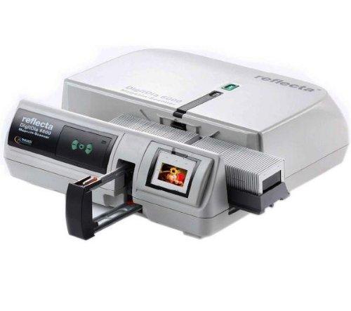 Reflecta DigitDia 6000 Diascanner (Pentium 4, 2GHz, 5000x5000dpi, 1GB RAM, USB 2.0)