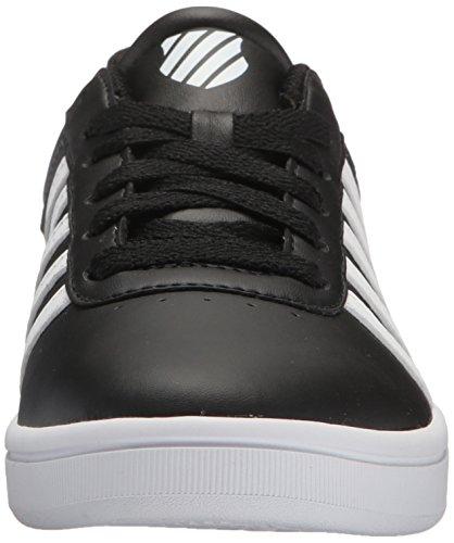 K-suisse Des Femmes Baskets De Cour Cheswick Noir / Blanc