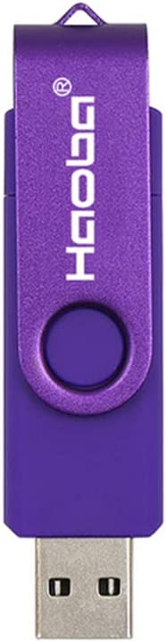 ,Purple Includes Two Pieces Standard Packaging 128 GB USB 2.0 Flash Drive
