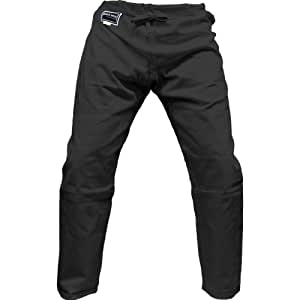 Pants for BJJ JiuJitsu Judo - Black/draw (3)