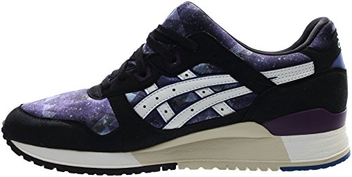 Sneaker White Gel Asics Retro Blue lyte Men's Iii wRSSqO1XxU