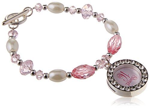 Bracelet Sweet Diamonds (Lillian Rose Sweet Sixteen Theme Party Birthday Girl Bracelet)