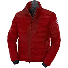 Canada Goose Lodge Down Jacket M Red