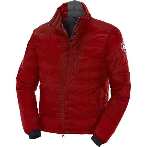 Canada Goose' Men's Lodge Down Jacket - Slate - Size L