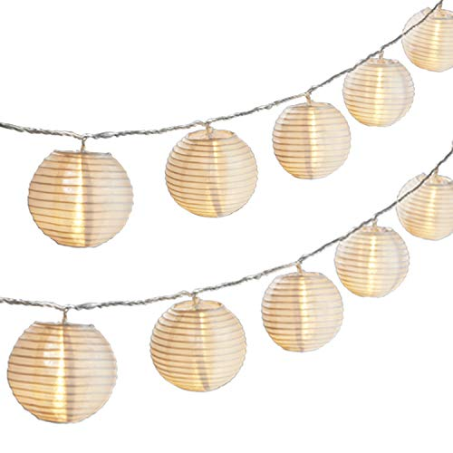 20 Led Festoon Party Lights White in US - 6