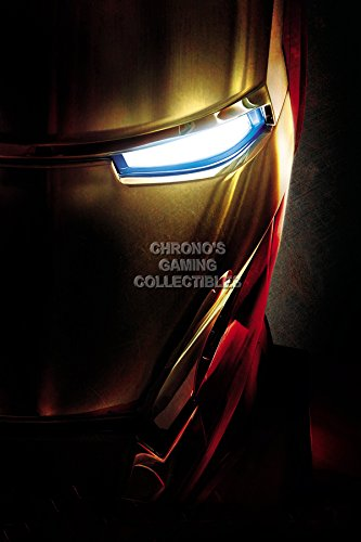 CGC Huge Poster - Marvel Iron Man 2008 Movie Poster - MIM002 (24