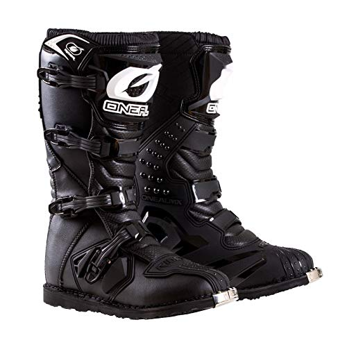 O'Neal Men's New Logo Rider Boot (Black, Size 11) ()