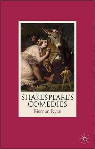 Shakespeares comedies amazon kiernan ryan 9780333599327 books fandeluxe Images